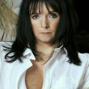 Cristina fotoshoot naakt onder overhemd
